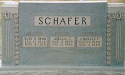 Amelia C. Schafer