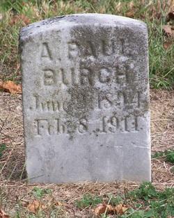 Adam Paul Burch