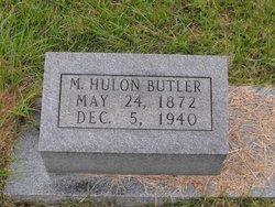 M. Hulon Butler