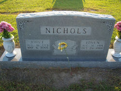 John Fletcher Nichols