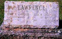 Leroy Webster Lawrence