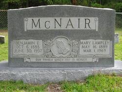 Benjamin Ernest McNair
