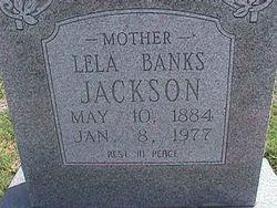 Lela Nevada <i>Morehead</i> Banks