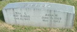 Anna M Bishop