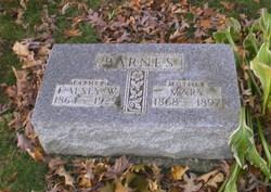Mary M <i>Hansman</i> Barnes