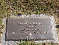 Clyde A Raike