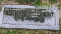 Dr Bloxham Edward Alsobrook