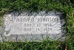 Anna Olson Johnson