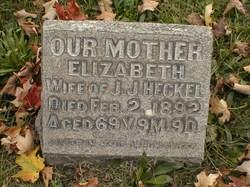 Elizabeth <i>Hanks</i> Heckel