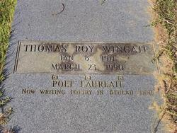Thomas Roy Wingate
