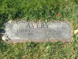 Byron G Avery