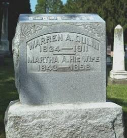 Martha A. <i>Harkins</i> Dulin