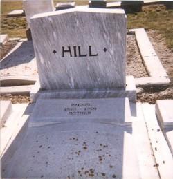Rachel <i>Dingman</i> Hill
