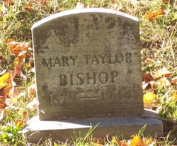Mary Veronica Daisy <i>Taylor</i> Bishop