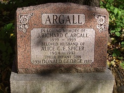 Donald George Argall