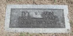 Ivy W. Akin