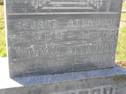 Mary Jane <i>Greenup</i> Attwood