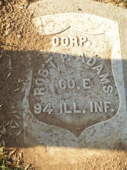 Corp Robert P Adams