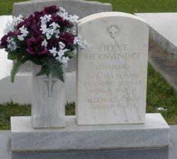 Pvt Pierre Hernandez
