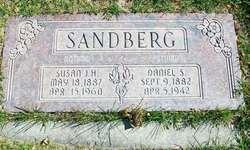 Susan J <i>H</i> Sandberg
