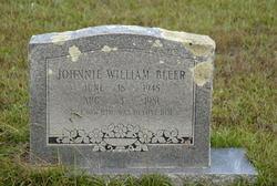 Johnnie William Bleer
