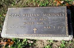 Otto William McKinney