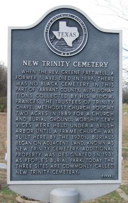 New Trinity Cemetery