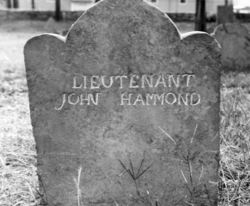 Lieut John Hammond