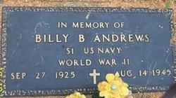 Billy B Andrews