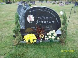Tiffany A Johnson