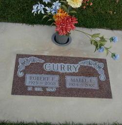 Mabel I <i>Scharf</i> Curry