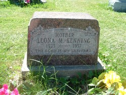 Leona M. Kenning
