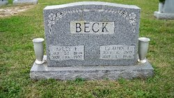 Gladys T. <i>Risley</i> Beck