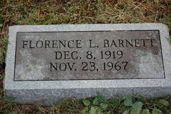 Florence <i>Gilbert</i> Barnett