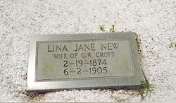 Lina Jane <i>New</i> Croft