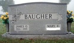 James O. Baugher