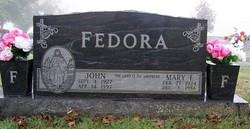 John Fedora