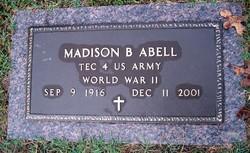 Madison B. Abell