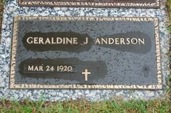 Geraldine Faye Anderson