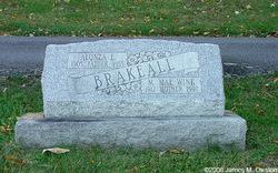 Alonza Edward Brakeall