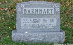Mary Marietta <i>Breakall</i> Barnhart