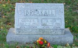 Anna Alta <i>Caldwell</i> Breakall