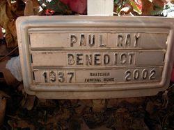 Paul Ray Benedict
