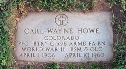Carl Wayne Howe
