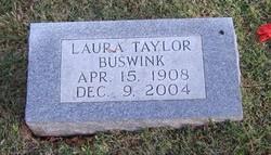 Laura <i>Cayce</i> Buswink