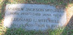 Andrew Jackson Mitchell