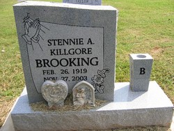 Stennie A. <i>Killgore</i> Brooking