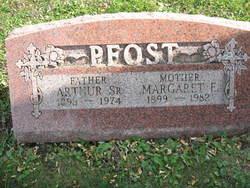 Margaret E. <i>Roeschen</i> Pfost