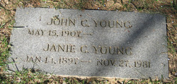 Janie C Young