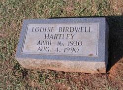 Louise <i>Birdwell</i> Hartley